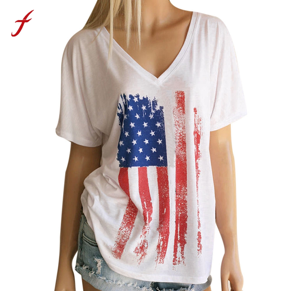 T shirts bts t shirt tumblr top women women american flag print t shirts bts t shirt tumblr top women women american flag print short sleeve o neck casual 2018 summer fashion hot in t shirts from womens clothing voltagebd Image collections