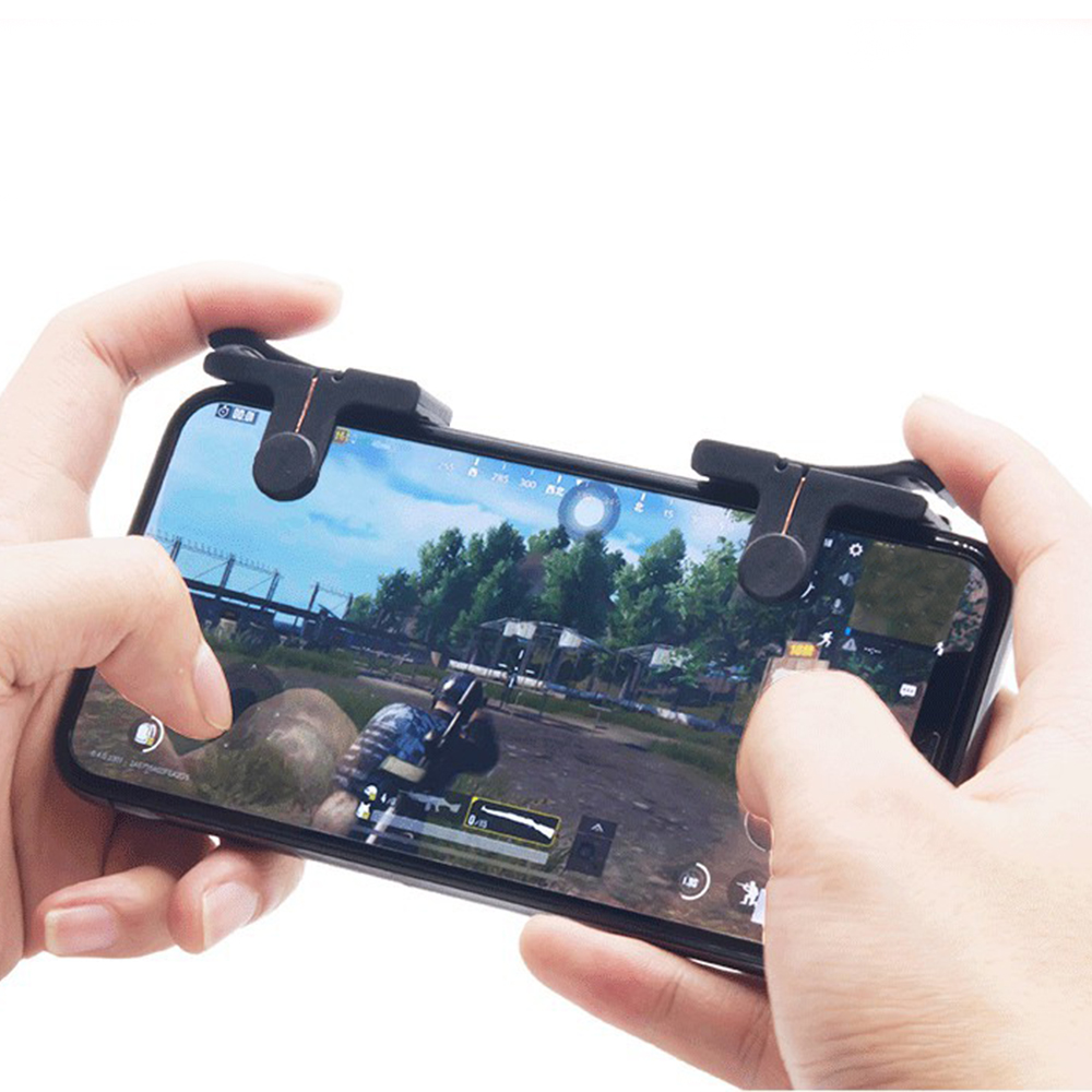 Back To Search Resultsconsumer Electronics Newset Mini L1r1 Mobile Joistick For Pubg Mobile Game Joystick For Ios Android Phone L1 R1 Shooter Controller For Pubg Mobile For Fast Shipping Video Games