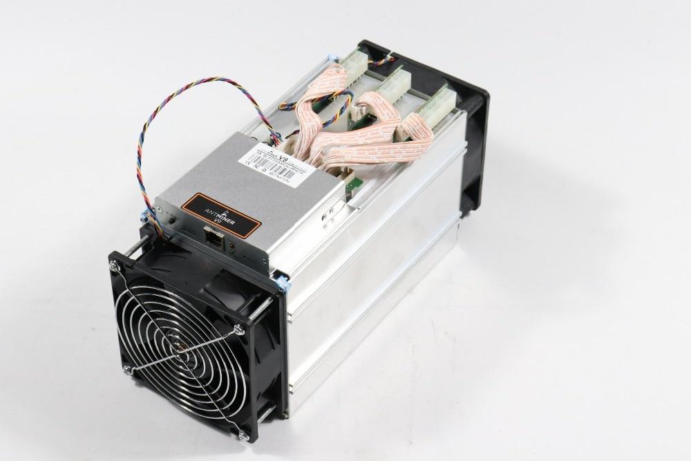 Nouveau mineur AntMiner V9 4TH/S Bitcoin Asic mineur BTC BCH mineur sans PSU économique que S9 T9 Z9 Mini DR3 T15 S15 yksminer M3 M10