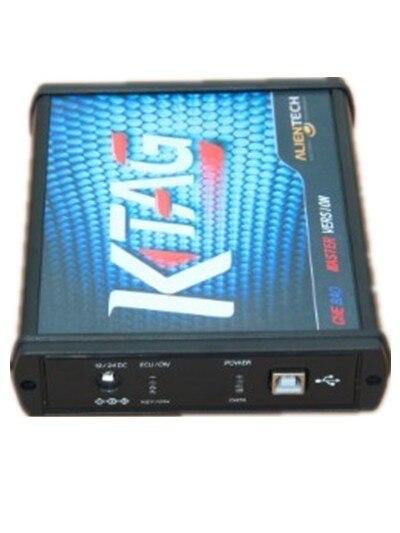 Prix pour Les mieux notés professionnel KTAG ECU Programmation KTAG V1.89 avec 4LED lampes Ktag 1.89 ECU programmeur même fonction comme Kess DHL livraison