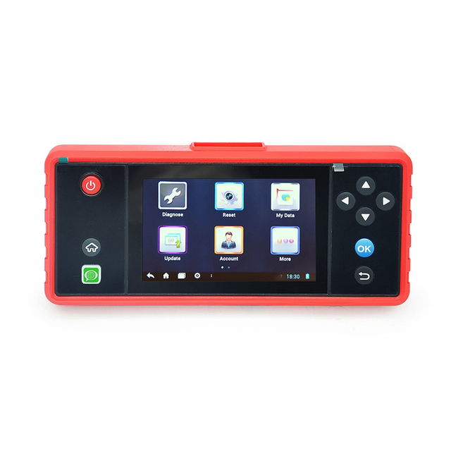 """New Launch Creader CRP229 Touch 5.0"""" Android System OBD2 Full Diagnostic Scanner Update Onlie Wifi Supported CRP 229 Code Reader"""
