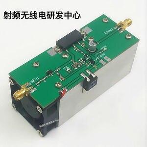Image 3 - مضخم طاقة راديو عالي الجودة 433 ميجا هيرتز 350 480 ميجا هيرتز 13 وات UHF RF مضخم طاقة AMP DMR مع جهاز تبريد