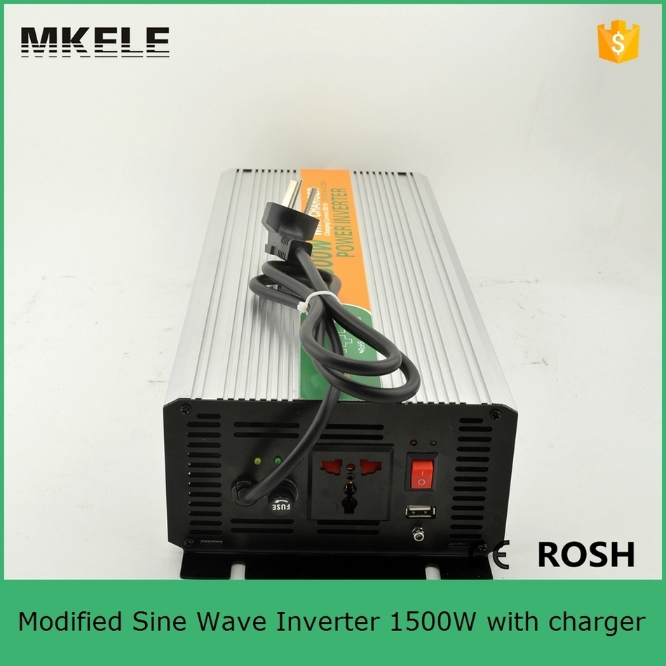 Mkm1500 122g C Modified Sine Wave 12vdc 240vac Dc To Ac Power Wiring As Well 200kw Motor Soft Starter Inverter For Home Use 12v With Charger In Inverters Converters From