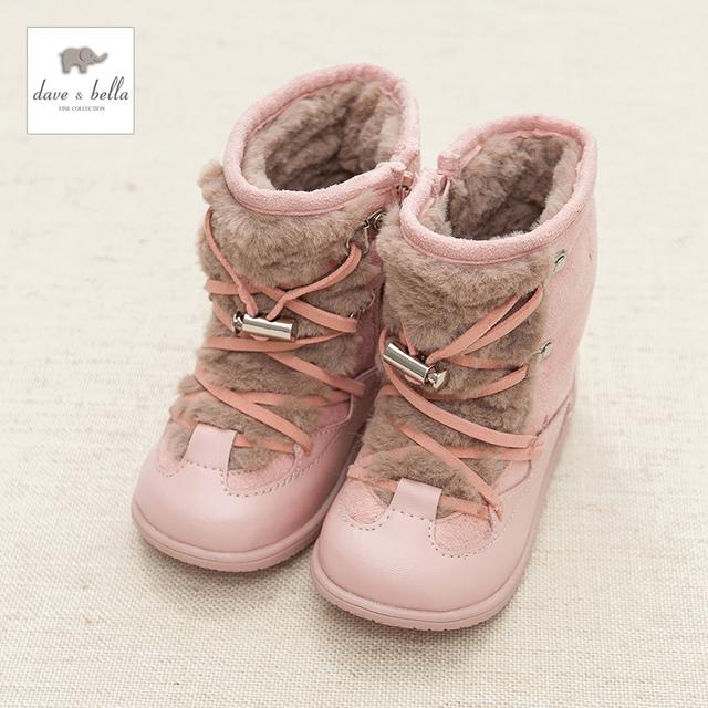 DB2856 DAVEBELLA bebé del invierno botas a la venta