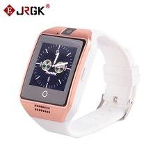 Jrgk smart watch наручные часы heart rate monitor поддержка sim tf/sd-карты, bluetooth часы-телефон 1,3-мегапиксельной камерой часы для ios android