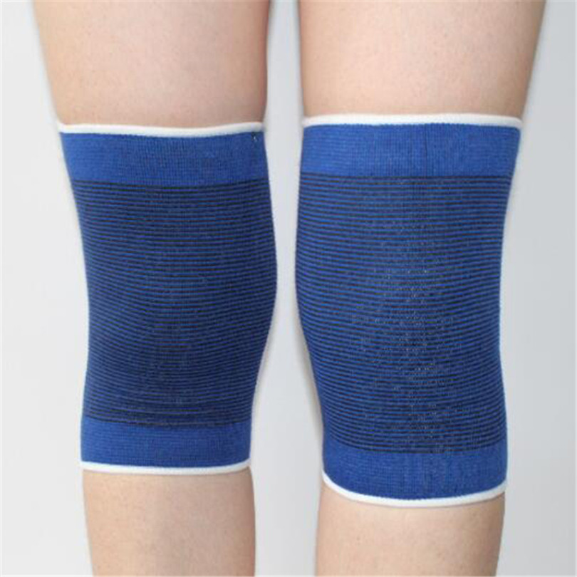 JLJULONG 3pairs Bicycle knee protector gear Adult high elastic knee pads High elastic fitness equipment cycling sports safety828