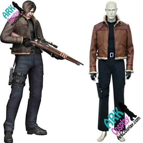 Resident Evil Costumes Resident Evil 4 Leon S Kennedy Cosplay