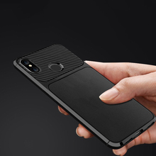 CYATO Carbon Case Soft TPU Cover For Xiaomi 8 Explorer F1 Simple Capa Redmi Note5Pro Note6 Redmi6A Phone Cases