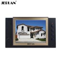 JERUAN 8 »ЖК-видео-телефон двери дверной звонок система внутренней связи видео записи только контролировать 801-H крытый + адаптер питания