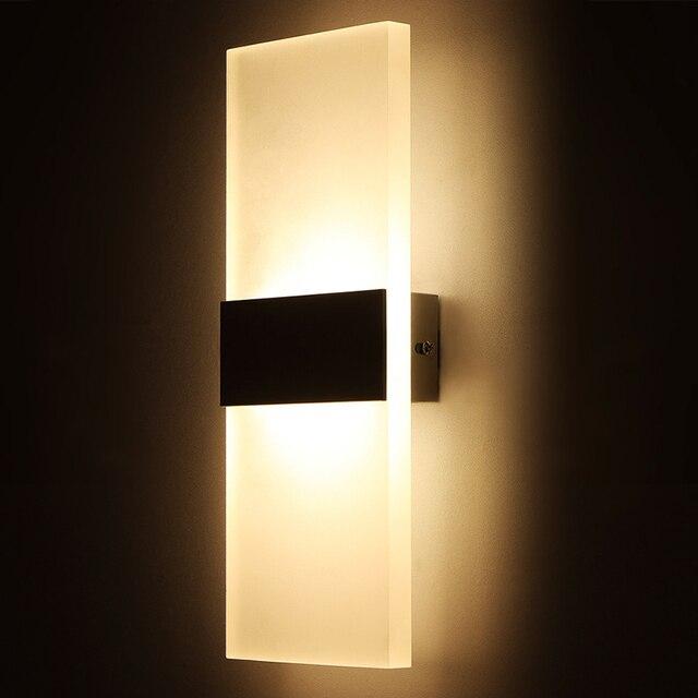 moderna de la luz led para la cocina restaurante saln saln dormitorio lmpara luces del bao