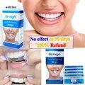 Grinigh Ultra Blanco Tira de Gel 28 de Efectos Profesionales Whitestrips Dental Para Blanquear Los Dientes Dientes Blanqueador de Dientes en Casa