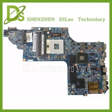 KEFU DV6-6000 motherboar 682170-501 for HP Pavilion DV6 DV6-7000 682168-001 682170-501 11254-3 GT630M original TEST MOTHERBOARD 682183 001 laptop motherboard for hp dv6 dv6 7000 682183 501 dv6z 7000 notebook ddr3 7730m 2g