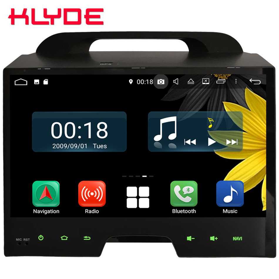 10 1 IPS Octa Core 4G Android 8 1 4GB RAM 64GB ROM RDS Car DVD