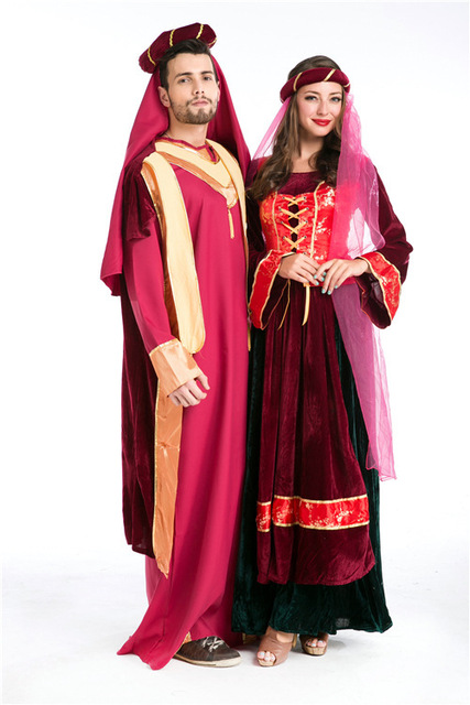 New Arab Couples Cosplay Costume Halloween Costumes for Men Party Carnival Costume Sexy Halloween Costumes for  sc 1 st  AliExpress.com & New Arab Couples Cosplay Costume Halloween Costumes for Men Party ...
