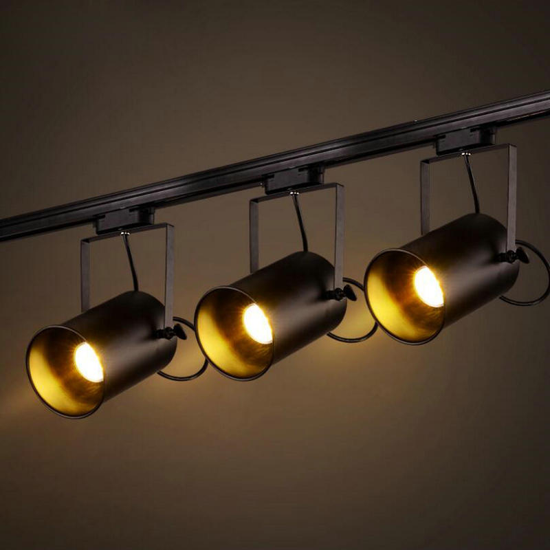 Lighting Retailers: Wholesale Retail 5W 7W CREE Dimmable LED Track Light Spot
