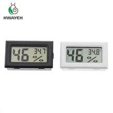 Мини цифровой ЖК-дисплей Крытый удобный датчик температуры измеритель влажности термометр гигрометр датчик