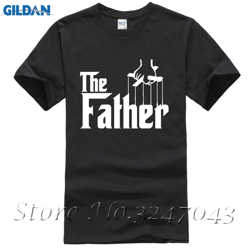 The Father Fathers Day Gift Birthday Christmas Present Movie Mens T-Shirt Short Sleeve S ...