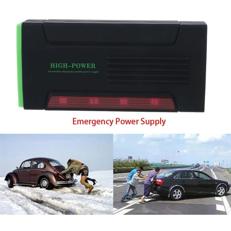 68000mAh Battery Charger Portable Mini Car Jump Starter Booster Power Bank For 12V Car цены