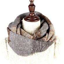 Fashion winter lic women scarf Thick Double knitting Wool Collar Shawl Neck Warmer High Quality Scarves soft female Wrap wb 01 fashion knitting wool collar scarf neck warmer pink