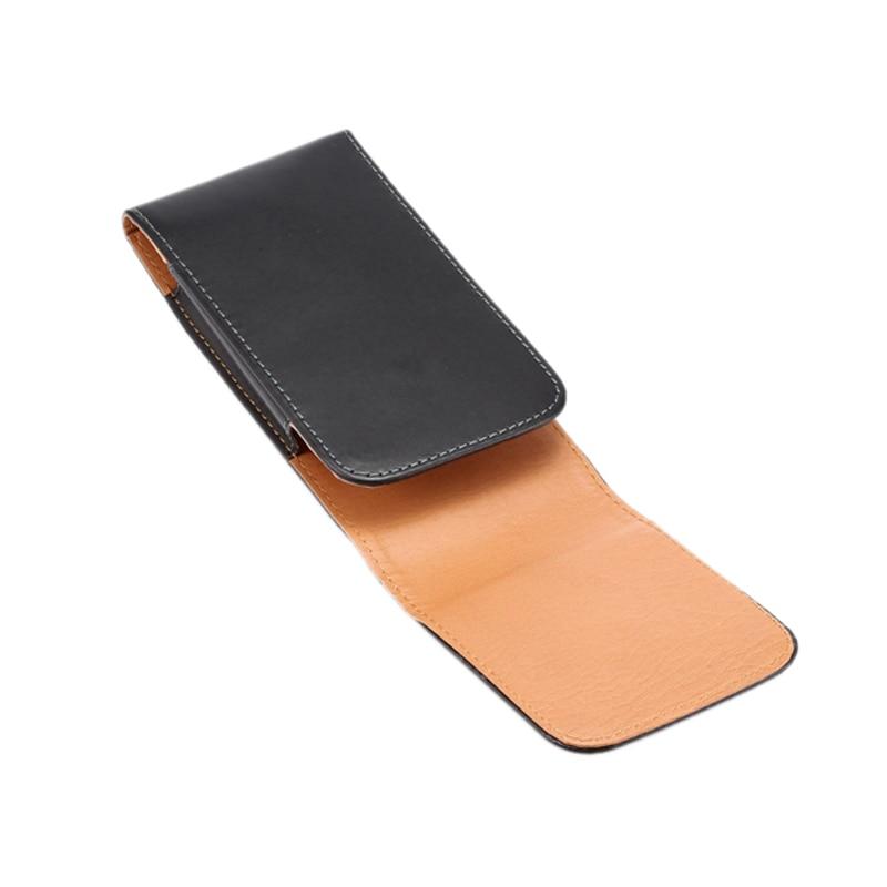 Apple iPhone 7 üçün PU Dəri Çanta Kəmər Klassik Holster, - Cib telefonu aksesuarları və hissələri - Fotoqrafiya 4