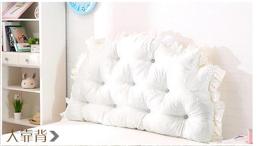 Blanc grand oreiller