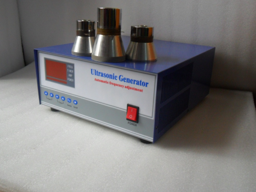 33khz/135khz 1200W dual frequency ultrasonic generator,33khz/135khz ultrasonic Piezoelectric Generator