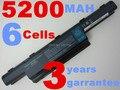 Batería del ordenador portátil ForAcer AS10D AS10D31 AS10D3E AS10D41 AS10D51 AS10D61 AS10D71 AS10D73 AS10D75 AS10D7E AS10D81 AS10D5E 4741 5741