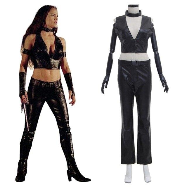 Elektra Costume: Daredevil Cosplay Daredevil Elektra Cosplay Costume