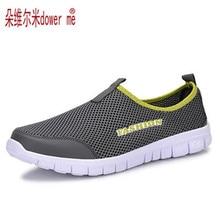 Men Shoes Outdoor Breathable Shoes Fashion 2017 Summer Comfortable Sapato Brand Sport Men Shoes 34-46