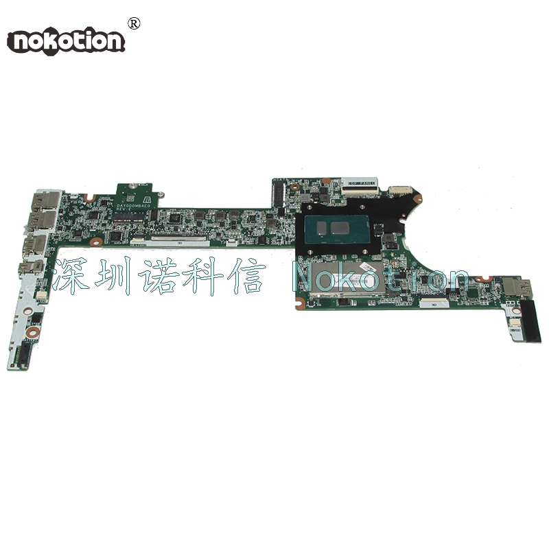 NOKOTION DAY0DDMBAE0 for HP Spectre x360 13-4102TU laptop motherboard SR2EY I5-6200U Main board