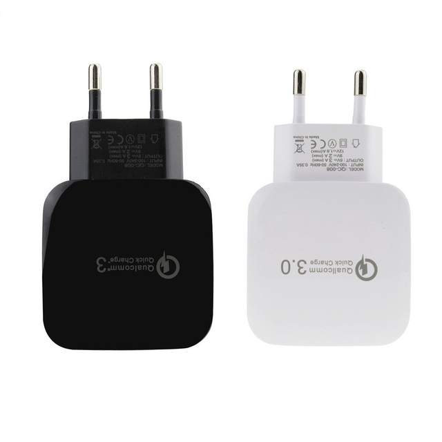 e9b358ca2fca2f placeholder QC3.0 Wall Fast Charger With Quick Charging TYPE C Charge for vivo  v9 Motorola