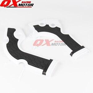 Мотоциклетная X-Grip рамка Защитная крышка для CRF250R 2014-2016 CRF450R 2013-2016 MX мотокросса Бесплатная доставка