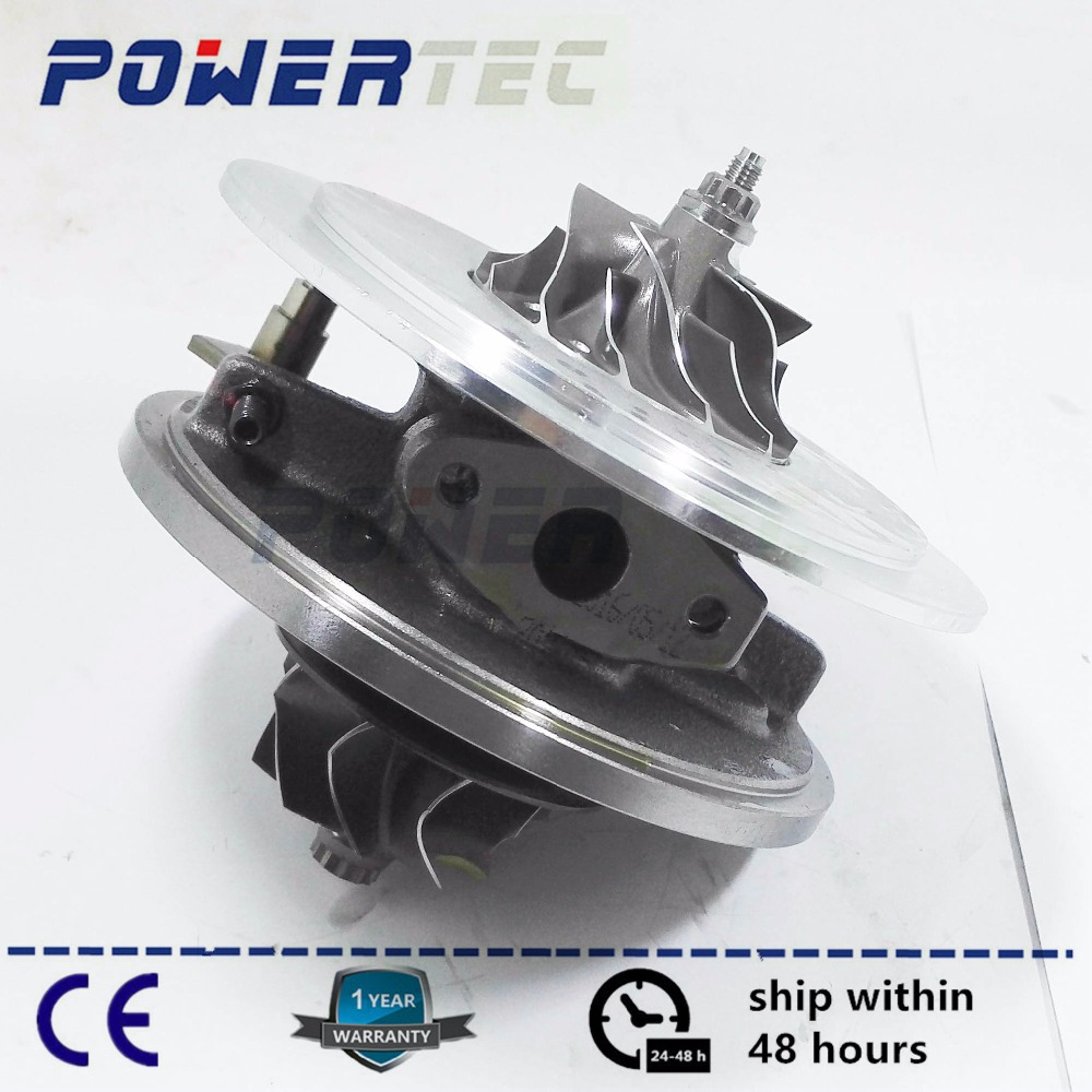 Cartridge core turbocharger GT2052V CHRA turbo For Volvo XC90 2.4 D D5244T 120Kw 2001- 723167-0001 723167 8653122 turbocharger garrett turbo chra core gt2052v 710415 710415 0003s 7781436 7780199d 93171646 860049 for opel omega b 2 5 dti 110kw