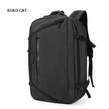 Large Capacity Travel Backpack Waterproof Dual-use Computer Pack  OutdoorSports Camping Hiking Business Multifunction Mochila
