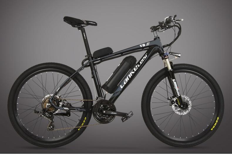 HTB1tovfjcjI8KJjSsppq6xbyVXaT - 400W /240W, 26 Inches Electrical Bicycle, UP to 48V 15Ah Lithium Battery , Aluminum Alloy Body Mountain Bike.