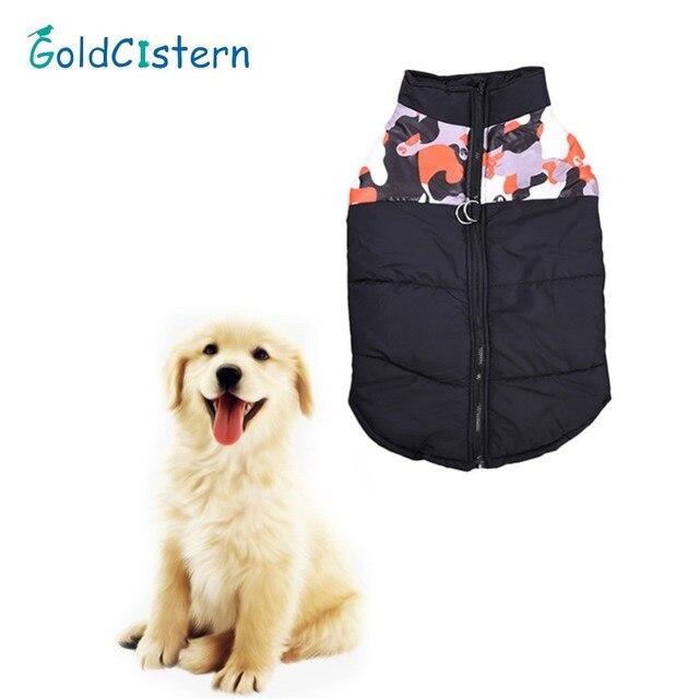 8 size pet dog harness vest safety life jackets vest winter clothes tactic golden big large