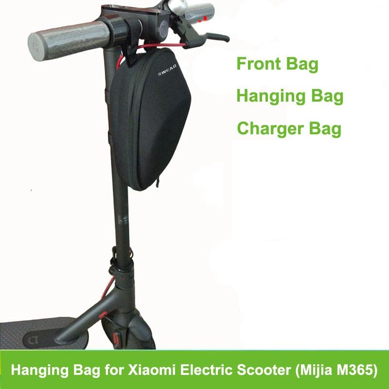 Prix pour Xiaomi m365 électrique scooter avant sac poupée preuve de l'eau chargeur sac électrique planche à roulettes tête sac scooter porte-outil