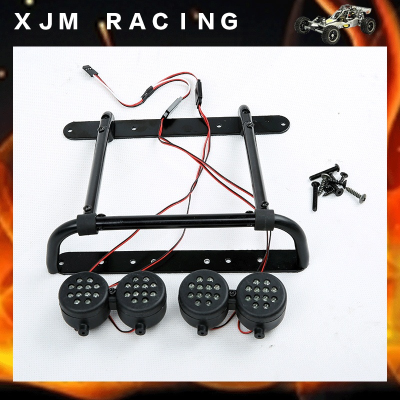 LT Light Lamp holder for 1/5 rc car hpi rovan km baja losi 5ive-T parts piston kit 36mm for hpi baja km cy sikk king chung yang ddm losi rovan zenoah g290rc 29cc 1 5 1 5 r c 5b 5t 5sc rc ring pin clip
