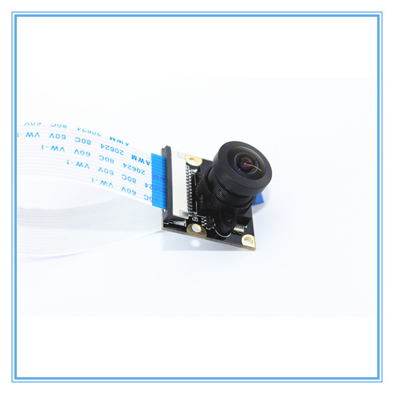 Image 2 - Fisheyes Raspberry Pi 3 Model B+ Plus Camera 160 Degree 5MP Night Vision Camera + Infrared Light Wide Angle RPI Camera-in Demo Board Accessories from Computer & Office