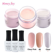 6 in 1 Tool Kits 28g/Box Nude Pink Dipping Powder Without Lamp Cure Nails Dip Powder Summer Gel Nail Color Powder Natural Dry