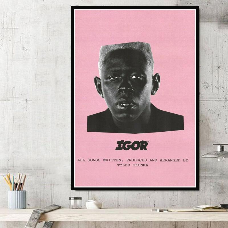 Mick Jenkins The Water Custom New Art Silk Poster Wall Decor