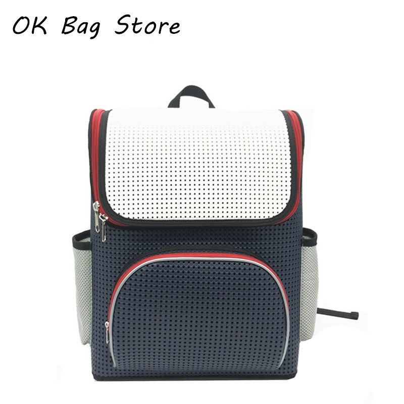 ok bag Creative school backpack bag EVA waterproof ok bag Creative school backpack bag EVA waterproof