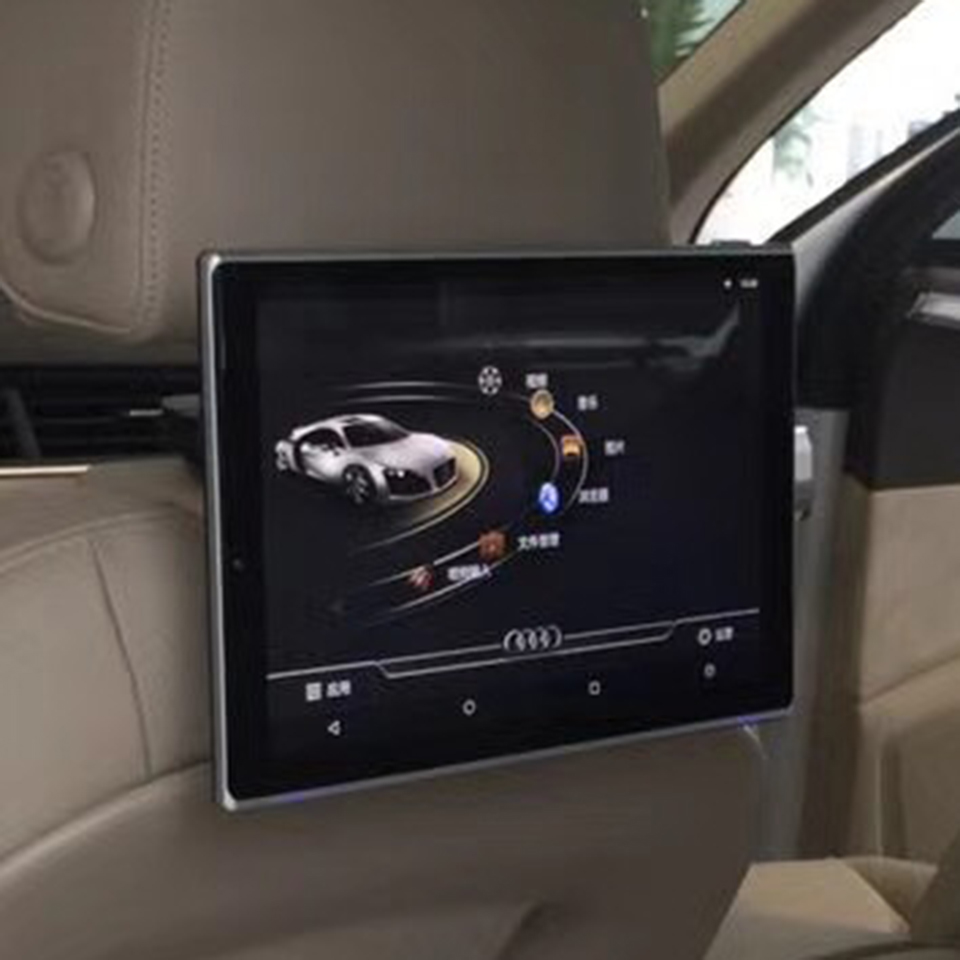 Plug And Play Car TV Screen DVD Player Android Headrest