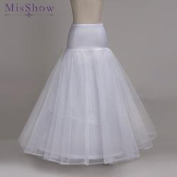 Высокое качество, трапециевидные юбки для свадебного платья, дешево, свободный размер, кринолин, 2 кольца, Нижняя юбка, без шнуровки, с кружев...