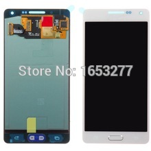 OEM LCD Screen and Digitizer Assembly for Samsung Galaxy A5 SM-A500F - White/black