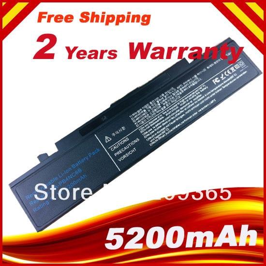 Batería de ordenador portátil para Samsung NP-R560, AA-PB2NC6B, R60, R39, R40, R408, R41, R410, R45, R509, R510, R560