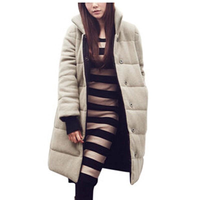 Veste Chaud Manteaux Femme D'hiver Down Outwear Plus Parkas Gros Black Mode apricot Long Femmes Dames Dl1402 Parka De Vêtements Épaississement 7x84wq