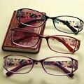 Plastic Frame Reading Glasses Resin Lens Retro Glasses2.0/2.5/2.0 Presbyopic Eyekepper Eyeglasses Watch Oculos Christmas