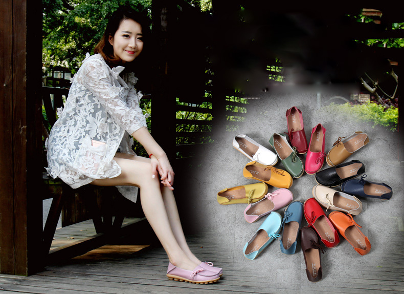 AH911  (1) new women's flats shoes