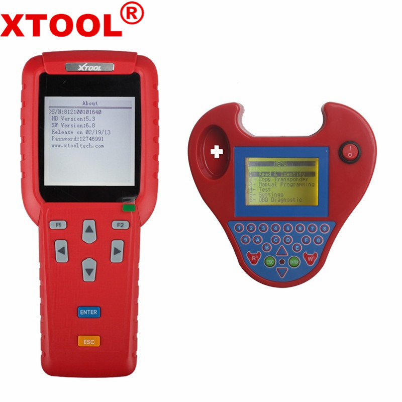 Xtool X100 PRO Auto Key Programmer X100+ Updated Version Plus Smart Zed Bull With Mini Type No Tokens Needed